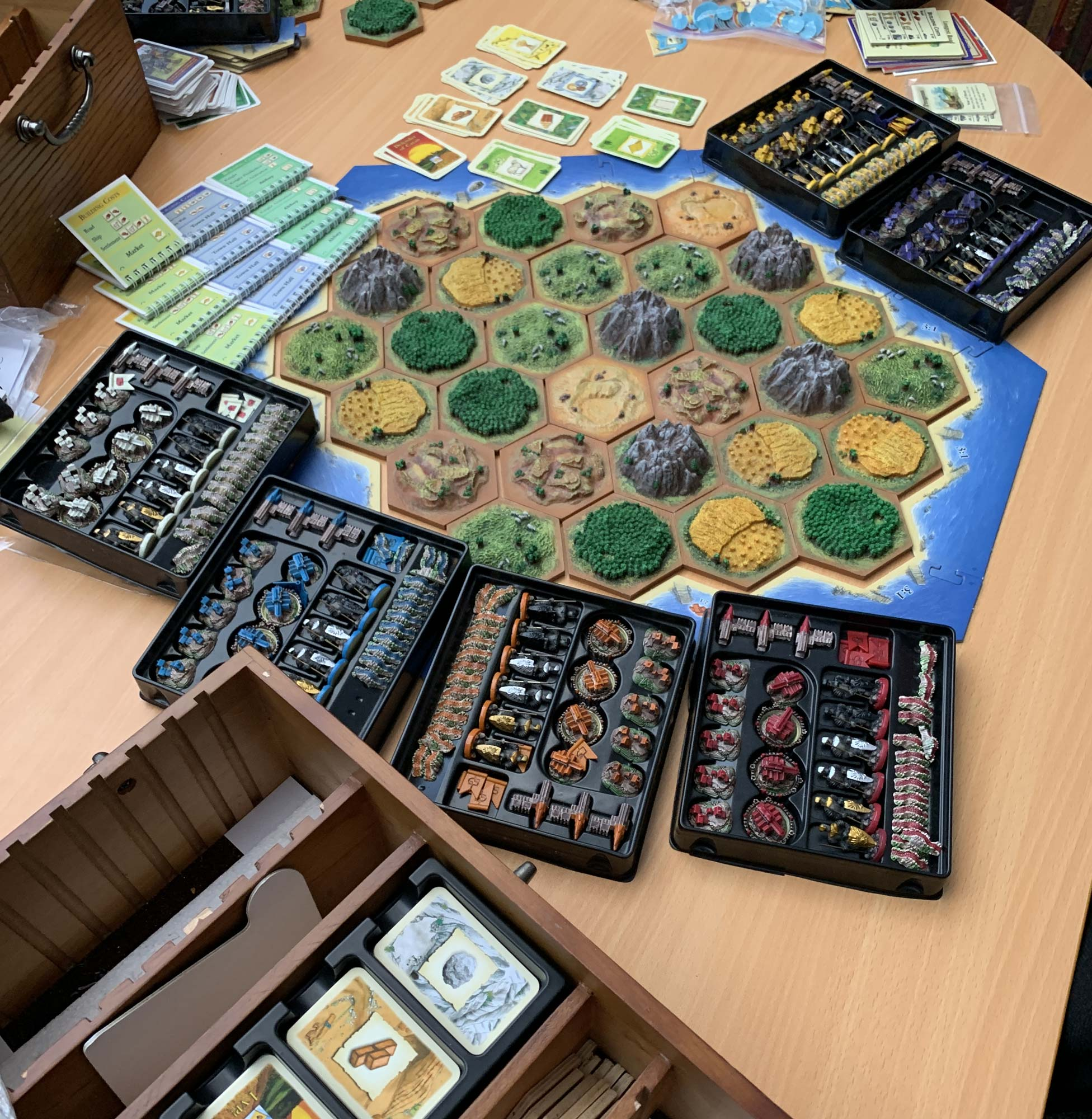 Catan 6 player
