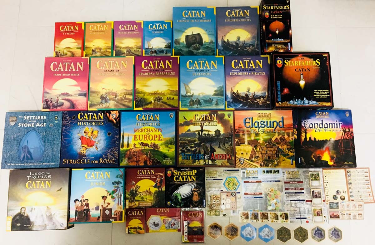 1cfcecd677 Other Catan Collections
